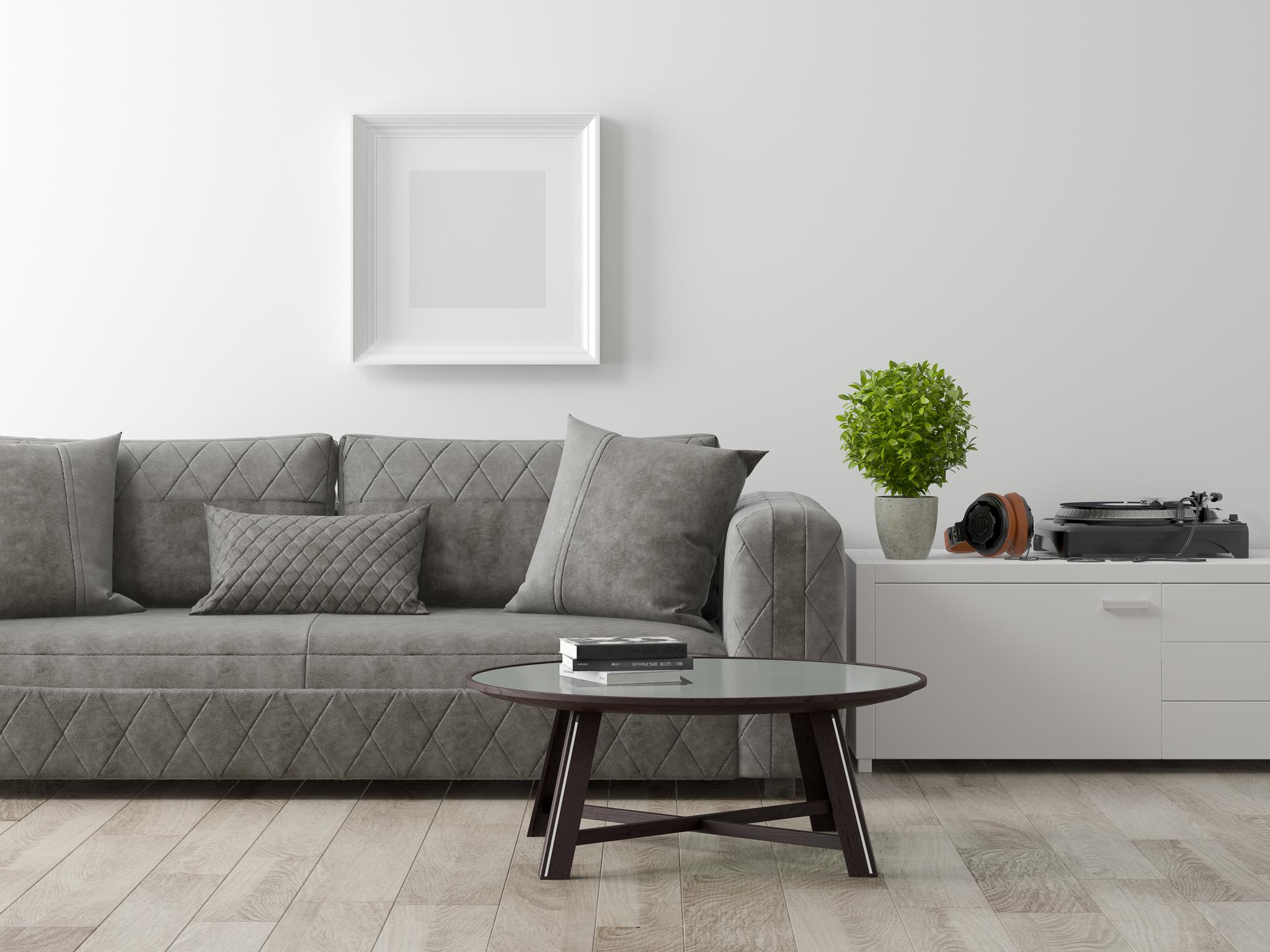 Design de interiores contemporâneo