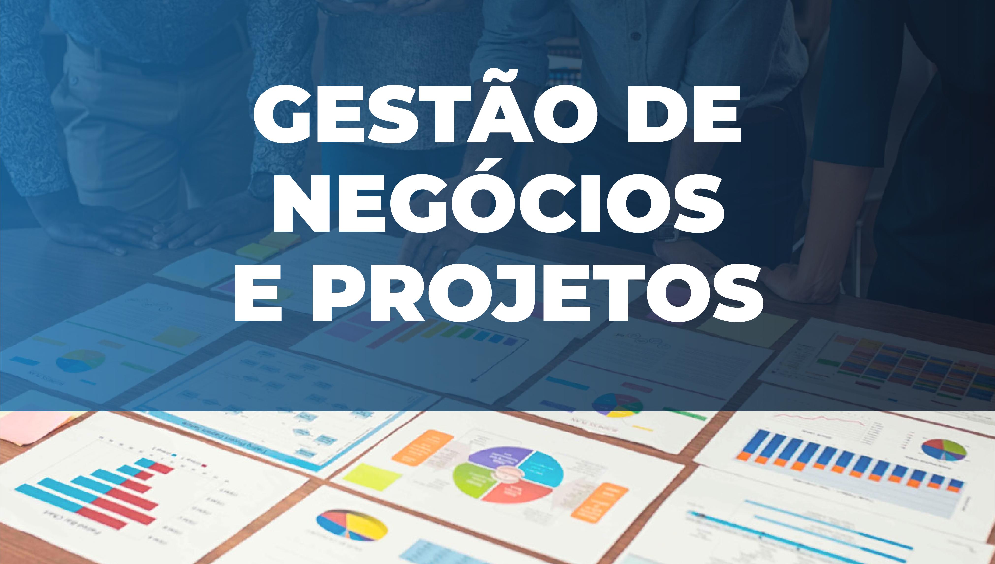 Gestão de negócios e projetos